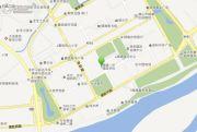 顺德华侨城・天鹅湖交通图