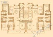 瑞贝卡和天下4室2厅3卫221平方米户型图