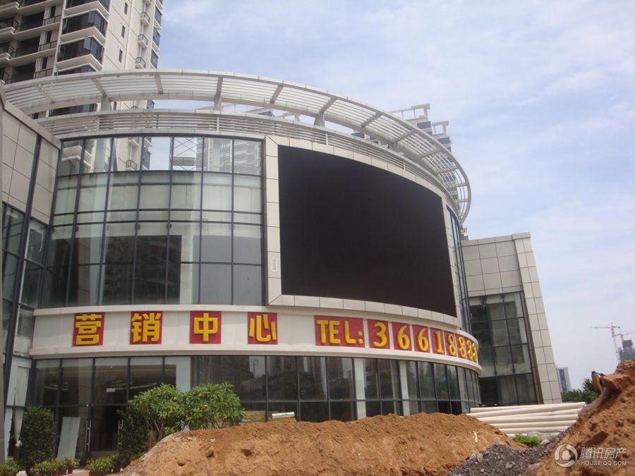 和信广场实景图-售楼处