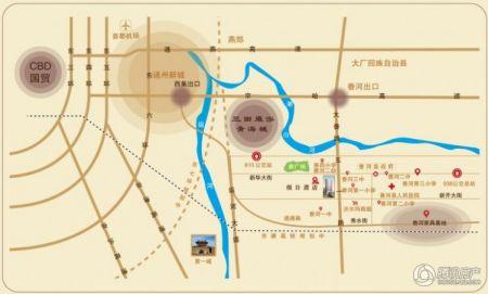 三田雍泓·青海城-楼盘详情-北京腾讯房产