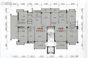 海悦名庭4室2厅3卫173平方米户型图