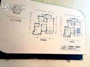云城尚品3室2厅2卫0平方米户型图