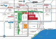联投中心书城交通图