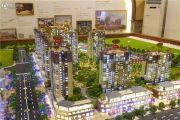 蓝光圣菲悦城沙盘图