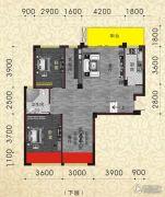 南兴盛世江南乾隆苑5室2厅3卫240平方米户型图