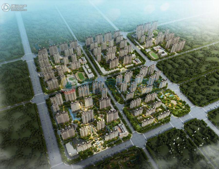 东部美的城效果图