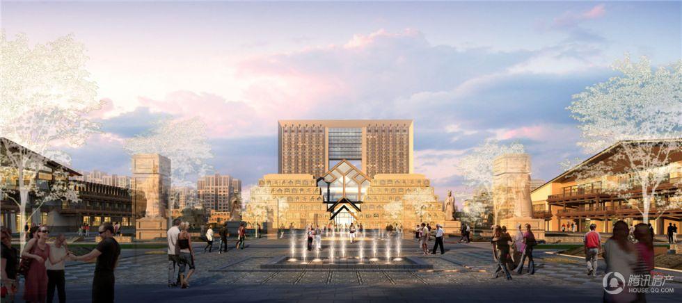 齐文化广场