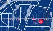 航天科创广场交通图