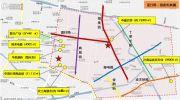 中盛城市广场交通图