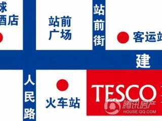 TESCO英伦汇更名为华润置地广场