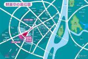 财富中心交通图