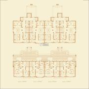 中储城邦栎树湾3室2厅3卫166--169平方米户型图