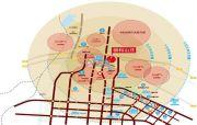 颐和山庄交通图