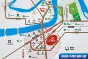 碧桂园凤凰首府交通图