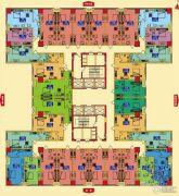 哈西万达广场0室0厅0卫0平方米户型图