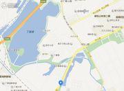 中铁香湖交通图