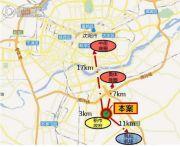 恒大盛京印象交通图