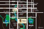 华驰缤纷广场交通图