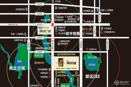 华驰缤纷广场