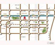 恒泰国际交通图