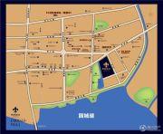 隆豪翡翠星城交通图