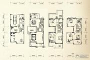 华辉新城4室2厅5卫287平方米户型图