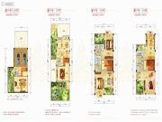 芙蓉古城紫微园八期4室4厅4卫365平方米户型图
