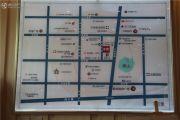 甸新佳园・和平里交通图