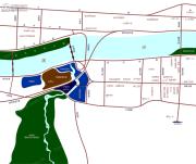 御景南山交通图