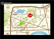 尚格锦园交通图