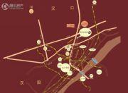 汉口北卓尔生活城交通图