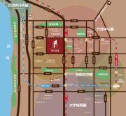 实力心城交通图