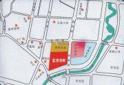 蓝湾河畔交通图