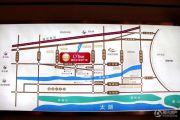 藕乐汇生活广场交通图