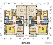 宜昌碧桂园509--512平方米户型图
