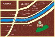 东兴花园交通图