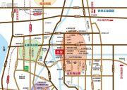 海悦富地中心规划图