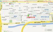中海枫丹公馆交通图