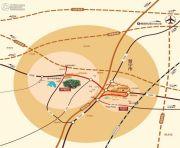 银湖湾交通图