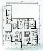云顶澜山4室2厅2卫147平方米户型图