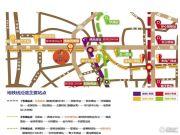 医大广场交通图