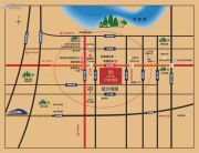 碧桂园中央花园交通图