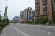 万峰城A区依云谷交通图