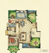 紫园2室2厅1卫0平方米户型图
