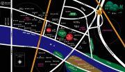 御景华贸中心交通图