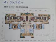 汇景湾4室2厅2卫0平方米户型图