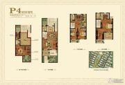 金桥花园5室3厅3卫233平方米户型图