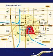 海纳・中央公园交通图