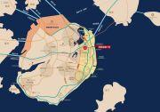 海西金融广场交通图