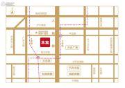苏州城市生活广场交通图